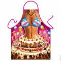 Happy Birthday Woman - Kötény