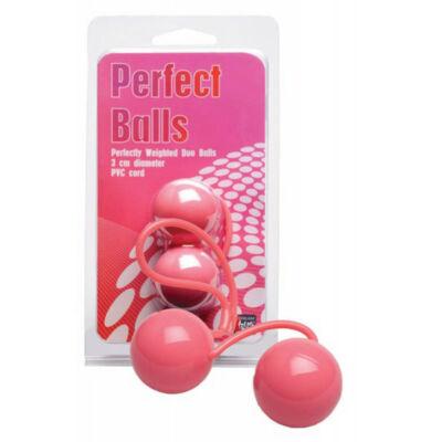 Perfect Balls Pink vízálló gésa golyó