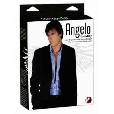 Angelo Loverboy szexbaba