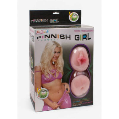Finish Girl Flesh szexbaba