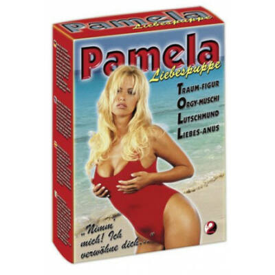 Pamela Love szexbaba