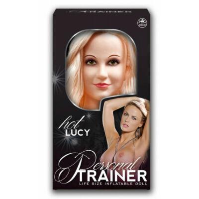 Personal Trainer szexbaba