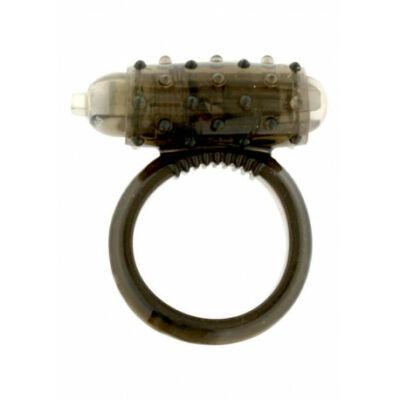 Mini vibrátoros, csiklóizgatós péniszgyűrű
