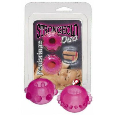 Penis Ring Tickler 2 vízálló péniszgyűrű szett