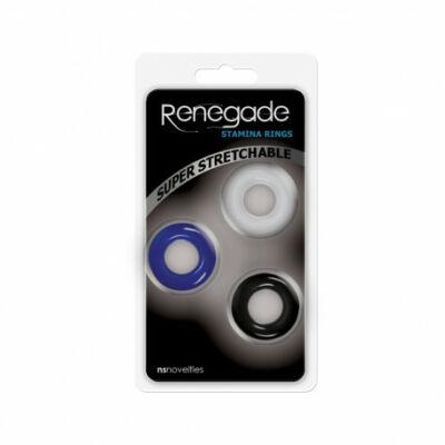 Renegade Stamina vízálló péniszgyűrű