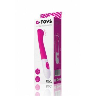 A-Toys Ida G-pontos vízálló vibrátor