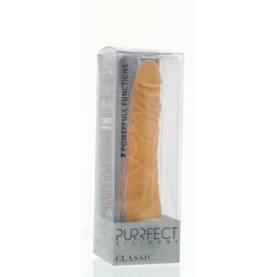 Purrfect Silicone Classic 7.1 inch Flesh