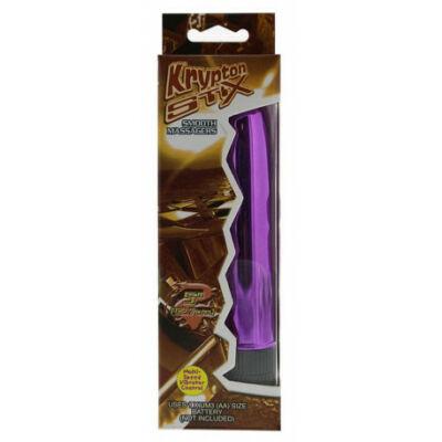 Krypton Stix 5 maszírozó m/s lila vibrátor